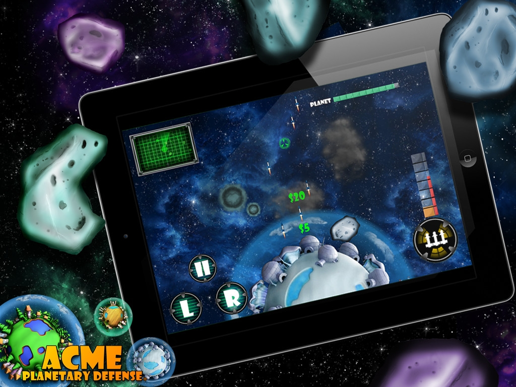 screenshot Acme+Planetary+Defense